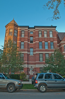 Wicker Park Chicago Apartments